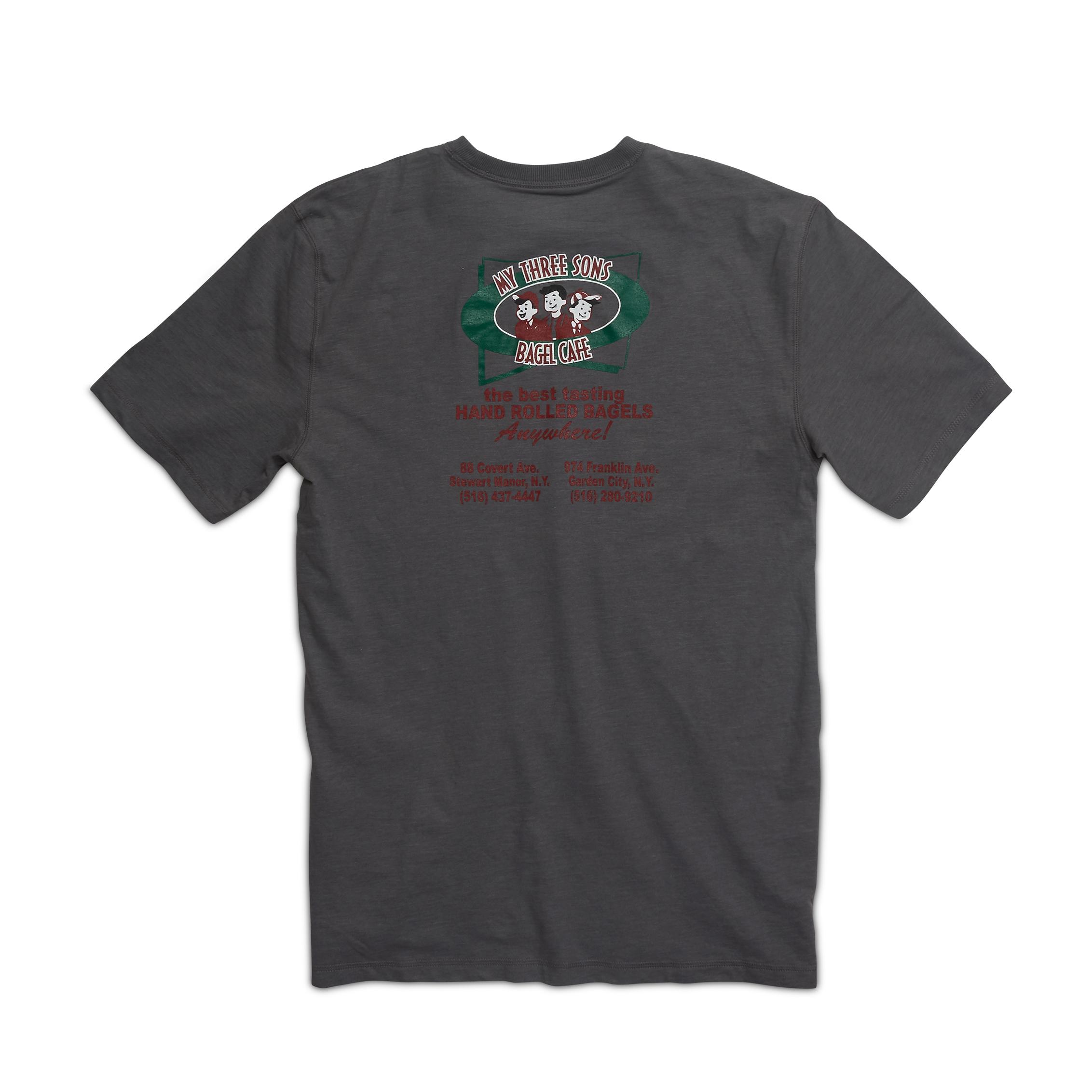 my-three-sons-bagels-t-shirt-back