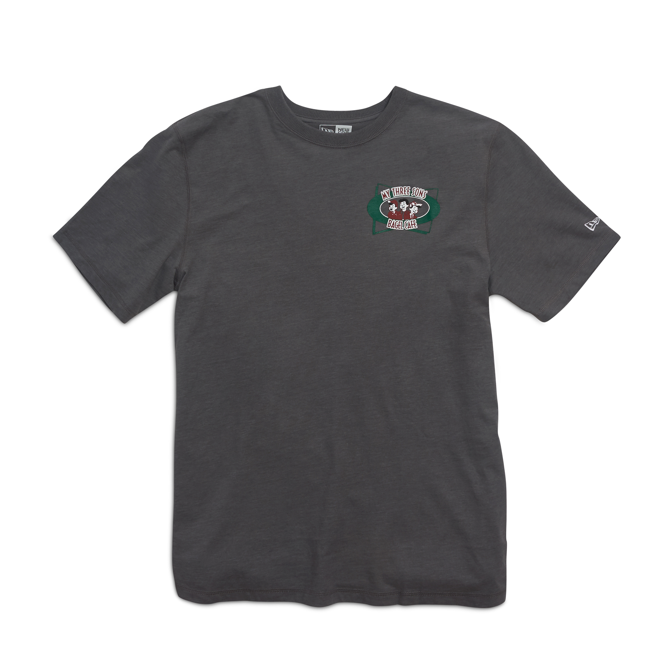 my-three-sons-bagels-t-shirt-front